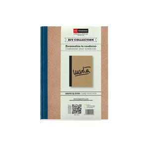 Cuaderno Reciclado DIY