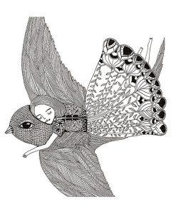 Fly Ilustración