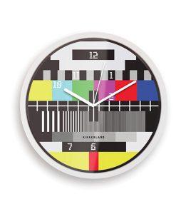 Reloj Carta de Ajuste de pared