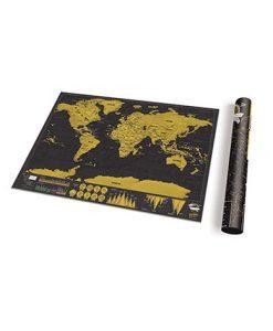 Mapa Mundi Rascar Pequeño Deluxe