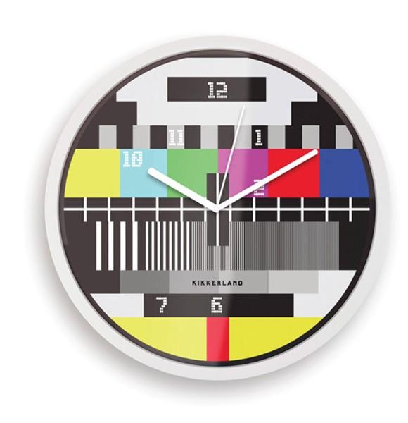 Reloj de pared carta de ajuste