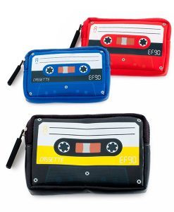 Monedero Cassette Retro