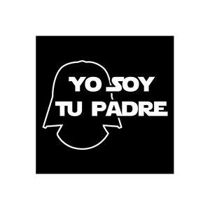Camiseta Yo Soy Tu Padre