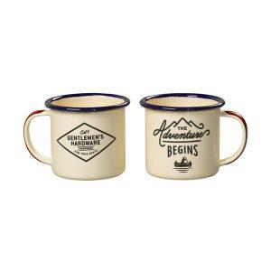 Set de 2 tazas espresso