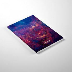Cuaderno B5 Cósmico