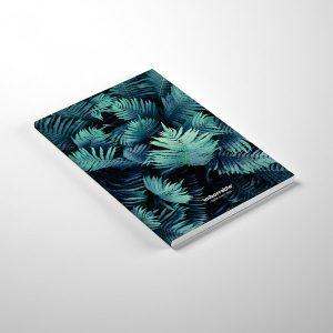 Cuaderno B5 Tropical