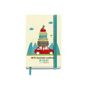 Cuaderno de Viaje Tutticonfetti