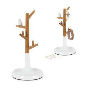 Joyero Árbol de Bambú - Wood