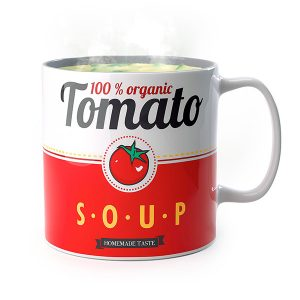 Taza Grande Tomato Soup