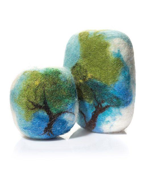 Jabón Cubierto de Lana Natural Effect