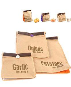 Bolsas para hortalizas