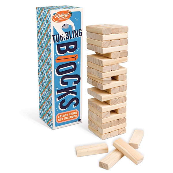 Jenga Ridley S Atomic Material Revolution