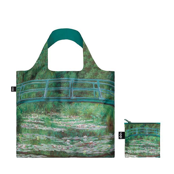 bolsa_de_la_compra_con_zip_pocket_LOQI_claude_monet_japanese_footbridge_bag_Loqi_material_revolution_granada