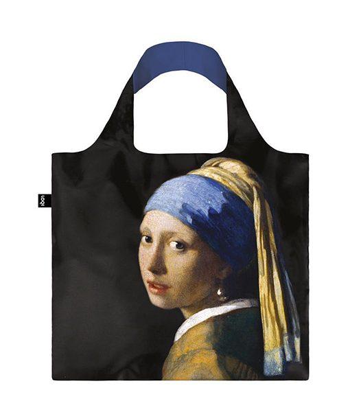 Bolsa La Joven de la Perla Vermeer