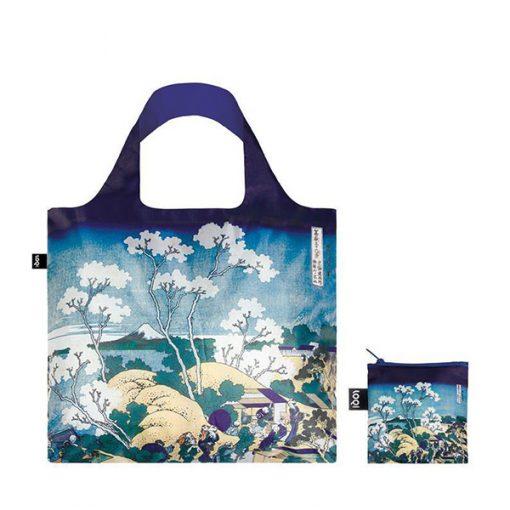 Bolsa de la Compra Monte Fuji de Hokusai