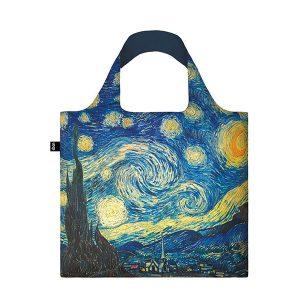 Bolsa de la Compra Noche Estrellada de Van Gogh