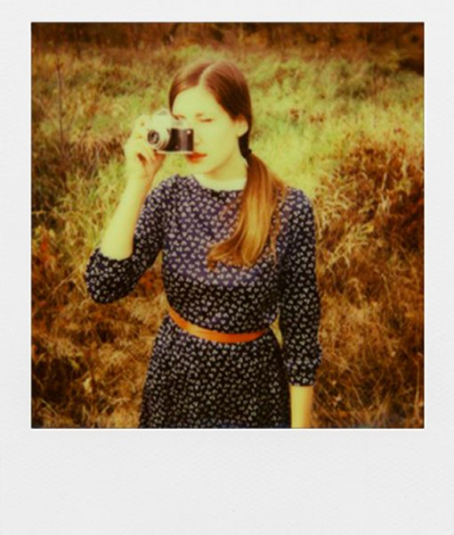 Carrete para Polaroid 600