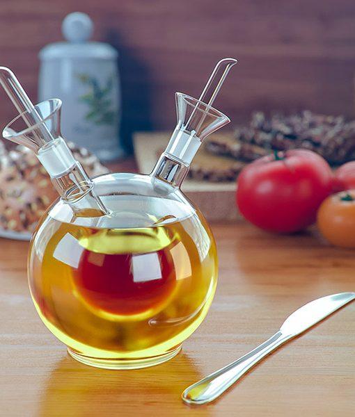 Aceitera Vinagrera Doble