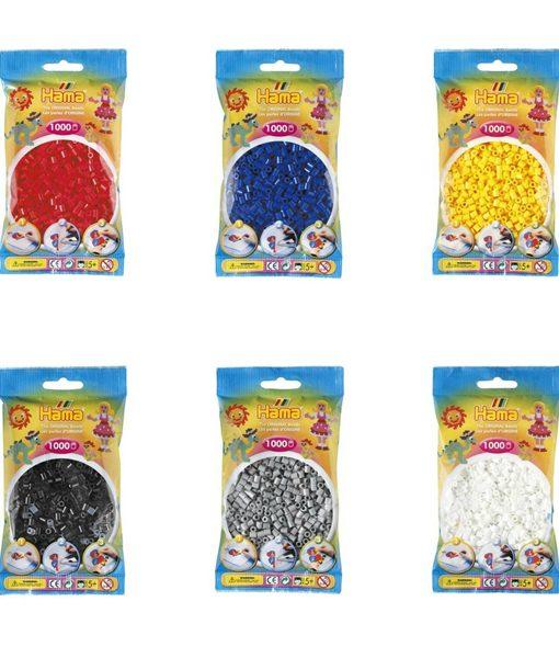 Hama Beads Midi Colores Sueltos