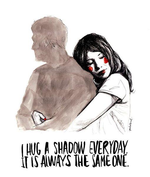 Paula Bonet Hug Shadow