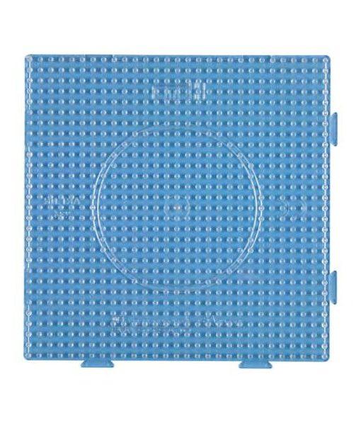 Placa Cuadrada Hama Beads Midi 15x15