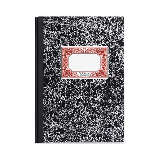 Cuaderno Cartoné Retro