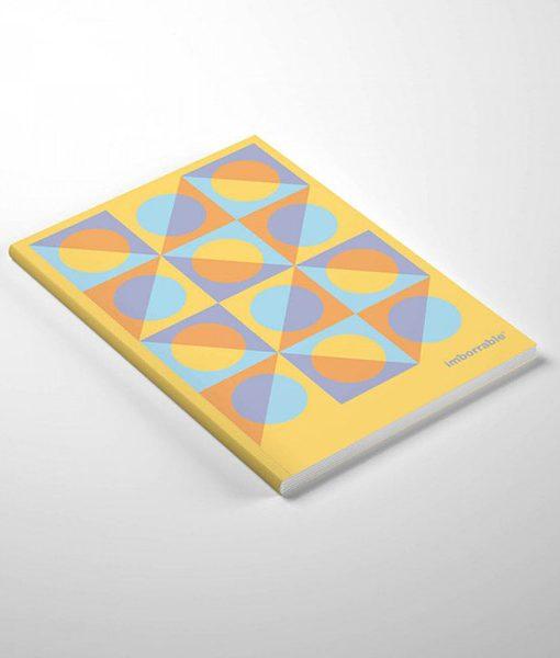 Cuaderno Geométrico rayado