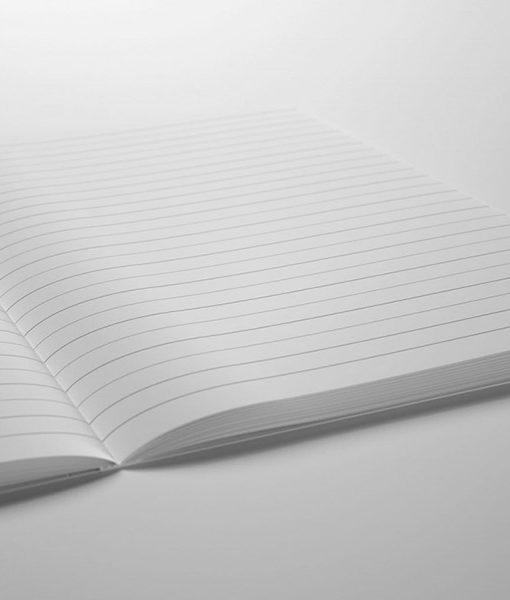 Cuaderno rayado interior