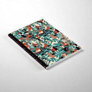 Cuaderno La Cruz PAPEL FSC