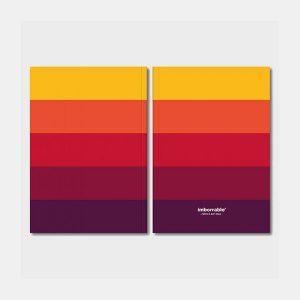 Cuaderno Paleta Colores