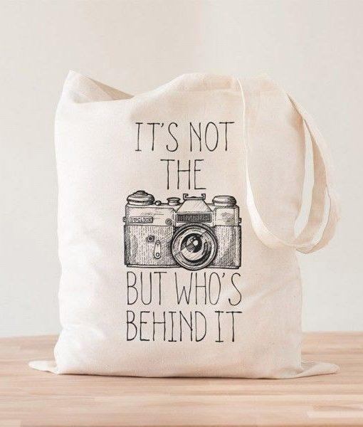 Tote Bag Cámara de fotos