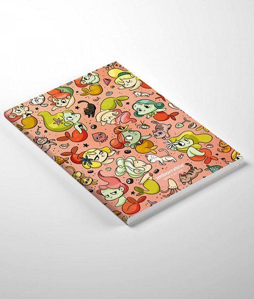 Cuaderno Pendeja Nuria Aparicio