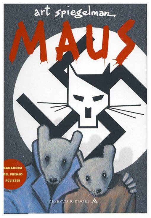 Maus de Art Spiegelman Reservoir Books