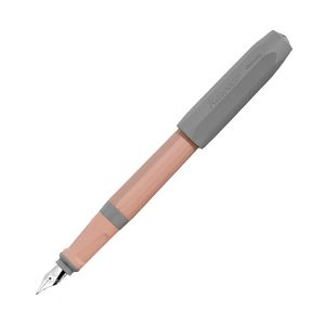 pluma kaweco perkeo rosa y gris