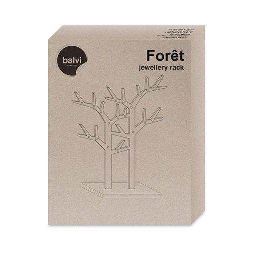 Soporte de Joyas Árbol Bosque