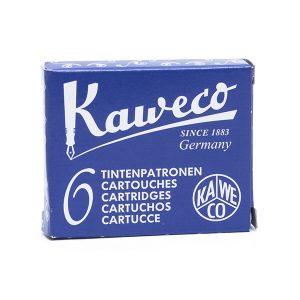 Cartuchos de Tinta Azul Kaweco