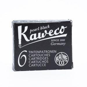 Cartuchos de Tinta Negra Kaweco