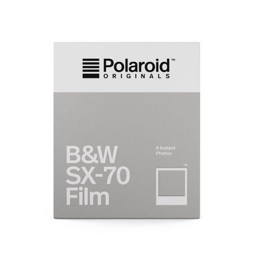 Película Blanco y Negro SX-70 Polaroid Originals Granada
