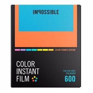 Carrete Polaroid Colores