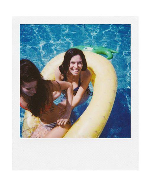 Película Color 600 para Polaroid