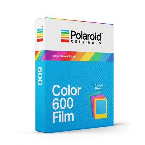Película Polaroid 600 Marcos de Colores