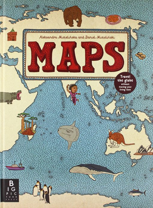 Maps (En Inglés)