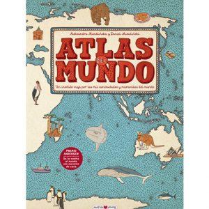 Atlas del Mundo Ilustrado