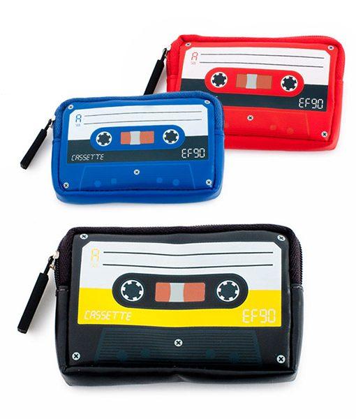 monedero cassette