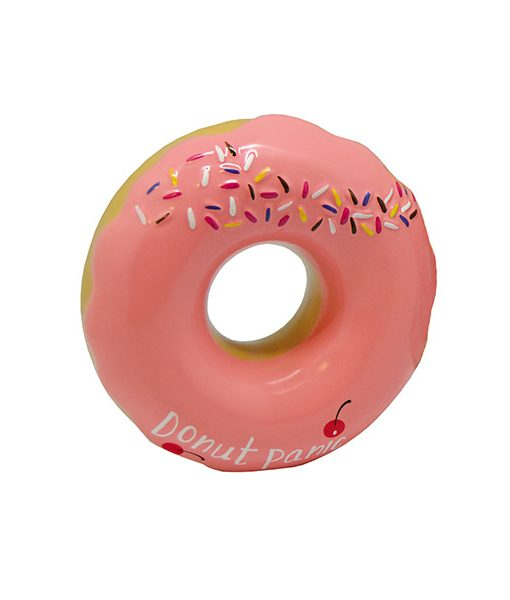 Hucha Donut Rosa
