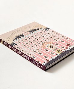 The Grand Hotel Budapest El libro