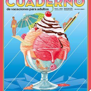 cuaderno de vacaciones de verano para adultos vol5 blackie books material revolution granada