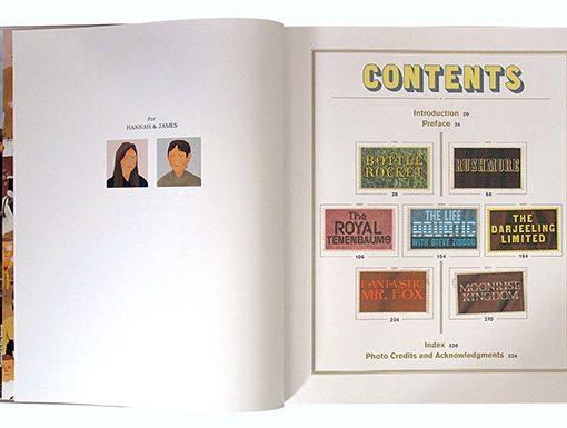 Libro Pelis Wes Anderson