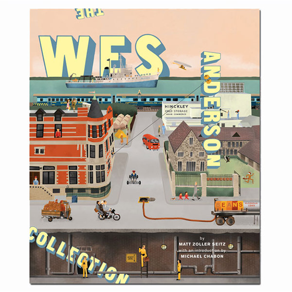 Libro The Wes Anderson Collection