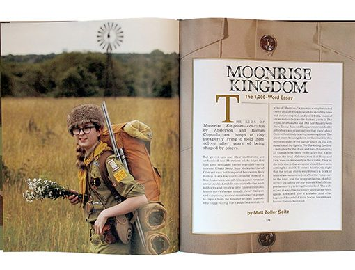 Libro Moonrise Kingdom